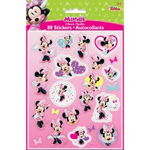 Minnie Mouse Sticker Sheets, 4ct