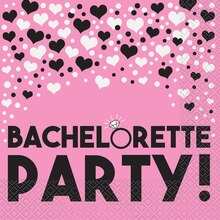 Bachelorette Party Luncheon Napkins, 16ct