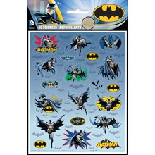 Batman Sticker Sheets, 4ct