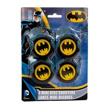 Batman Disc Shooter Party Favors, 4ct