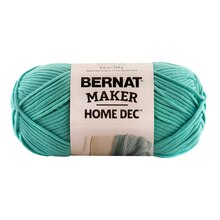 Bernat Maker Home Dec, Aqua