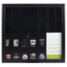 Studio Décor Shot Glass Display Case