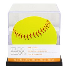 Studio Décor Softball Display Case