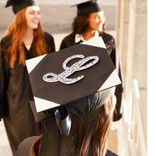 Bling Your Mortarboard, medium