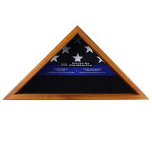 Commemorative Flag Case by Studio Décor
