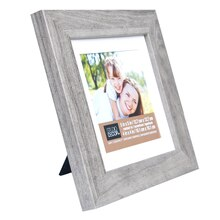 "Simply Essentials™ Gray Tabletop Frame by Studio Decor®, 5"" x 5"", medium"