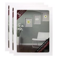 White Shadowbox 3 Pack by Studio Décor