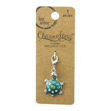 Charmalong Turtle Charm by Bead Landing