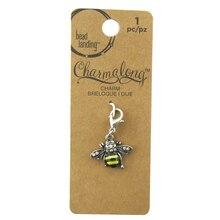 Charmalong Bee Charm by Bead Landing