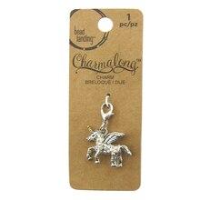Charmalong Unicorn Charm by Bead Landing
