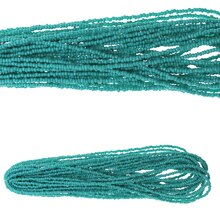 Bead Small Glass Seed Beads, Turquoise