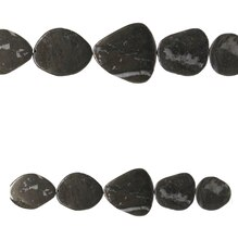 Bead Gallery Pyrite Stone Slab Beads