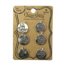 Charmalong Enjoy Everyday Word Charms by Bead Landing