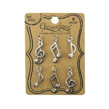 Charmalong Music Note Charms by Bead Landing