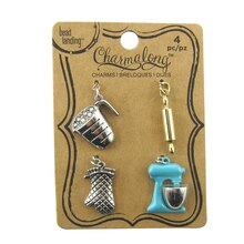 Charmalong Cooking Charms by Bead Landing