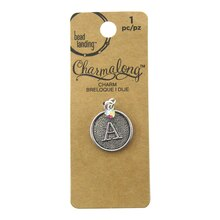 Charmalong A Letter Charm by Bead Landing