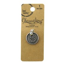 Charmalong S Letter Charm by Bead Landing