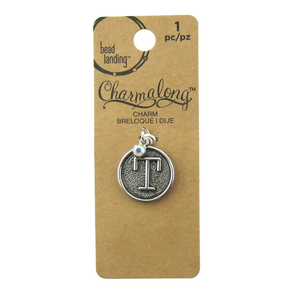 buy the charmalongtm t letter charm by bead landingtm at With charmalong letter charms