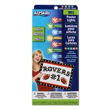ArtSkills Poster Lights, Multicolor