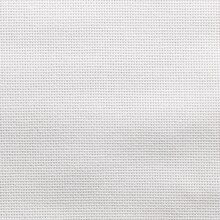 DMC Charles Craft Monaco Evenweave Fabric, White