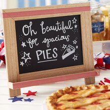 American Pie Table Easel, medium