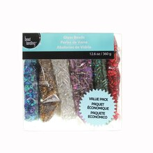 Rainbow Seed Beads Value Pack by Bead Landing