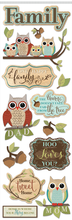 EK Success Large Dimensional Family Stickers
