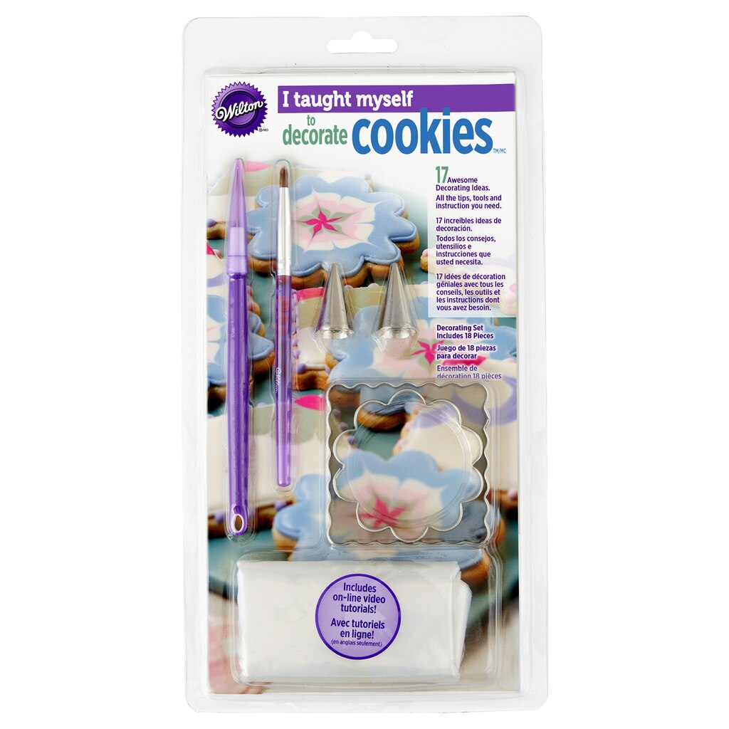 Michaels Cake Decorating Equipment : Find the Wilton  I Taught Myself To Decorate Cookies ...
