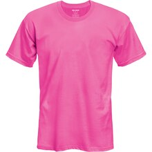 Gildan Short Sleeve Adult T-Shirt, X Large, Heliconia