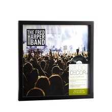 deluxe lp album frame by studio dcor