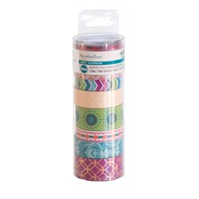 Boho Mix Washi Tape Tube by Recollections
