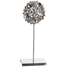 """8"""" Place Card Holder with Rhinestones"""