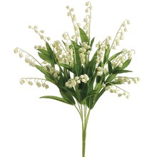 "17"" Lily of The Valley Bush"