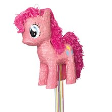 My Little Pony Piñata, Pull String