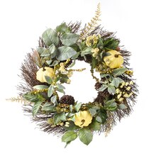 Queen Anne's Lace Mix Wreath By Ashland