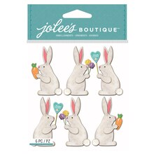 Jolee's Boutique Easter Bunny Stickers