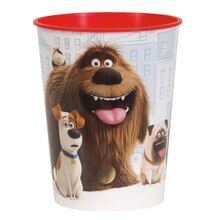 16oz The Secret Life of Pets Plastic Cup