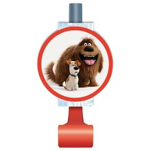 The Secret Life of Pets Party Blowers, 8ct