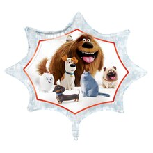 Giant Foil The Secret Life of Pets Balloon, 28""