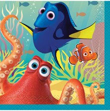 Finding Dory Beverage Napkins, 16ct
