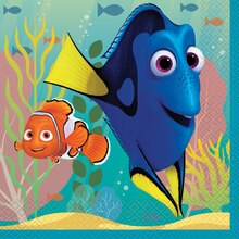 Finding Dory Luncheon Napkins, 16ct