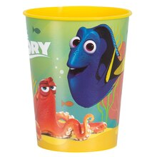16oz Finding Dory Plastic Cup