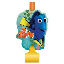 Finding Dory Party Blowers, 8ct