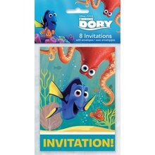 Finding Dory Invitations, 8ct