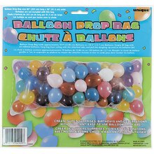 Balloon Drop Bag, Packaging