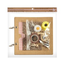 Vintage Romance Mini Chipboard Scrapbook Kit By Recollections