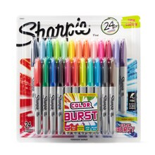 Sharpie Color Burst Fine Point Permanent Markers