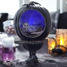 Spooky Craft Pumpkin Diorama, medium
