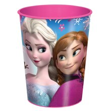 16oz Disney Frozen Plastic Cups, 12ct