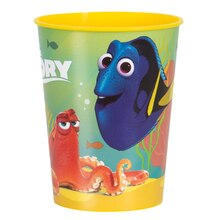 16oz Finding Dory Plastic Cups, 12ct
